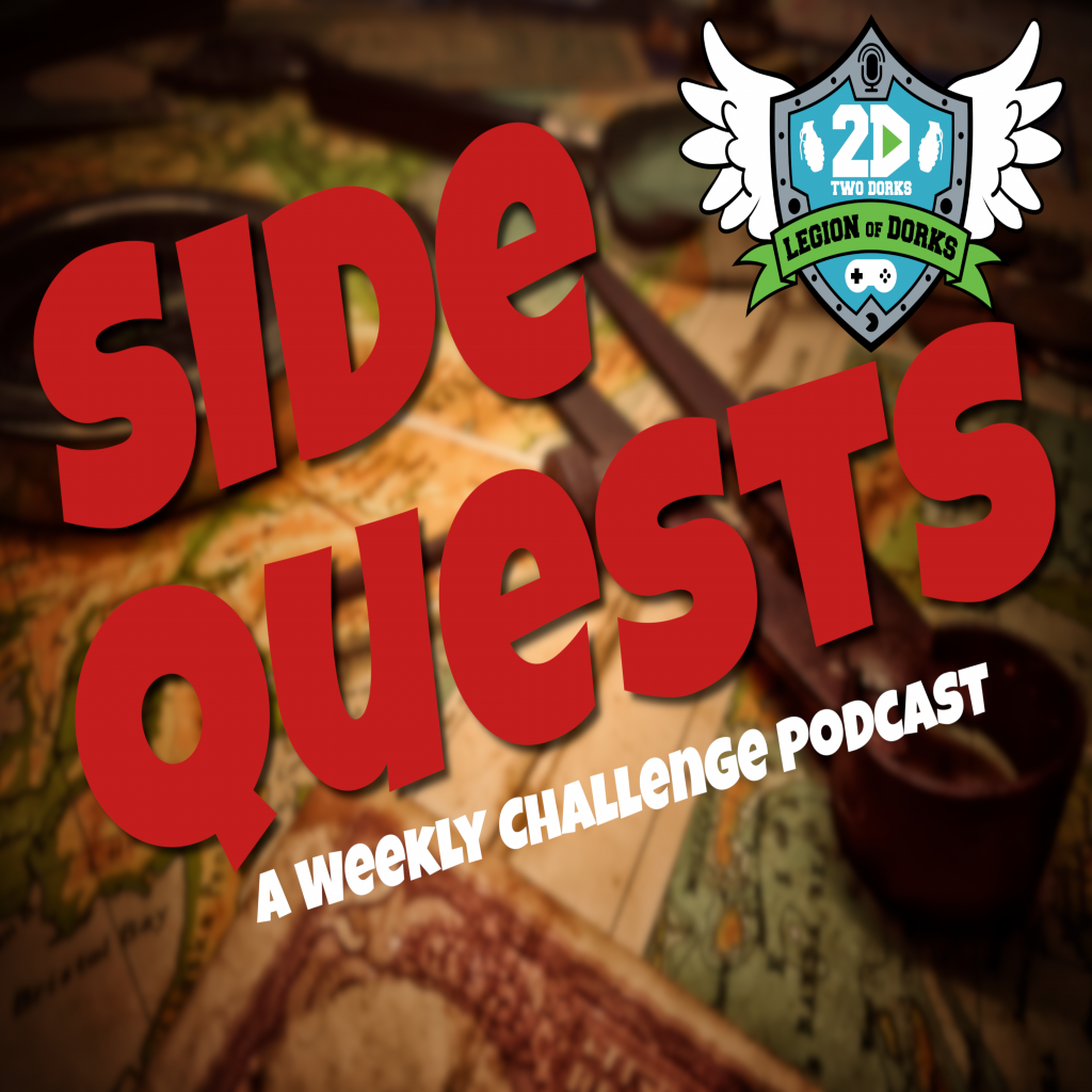Side Quests: A Weekly Challenge Podcast